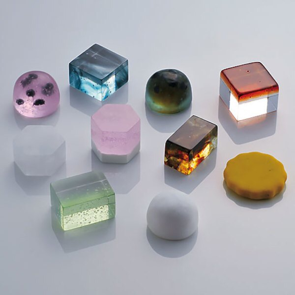 Glass sweets